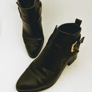 Forever 21 ankle boots women's 6.5